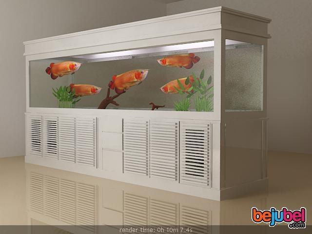 aquarium partisi