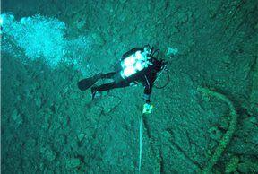 Arqueólogo subacuático