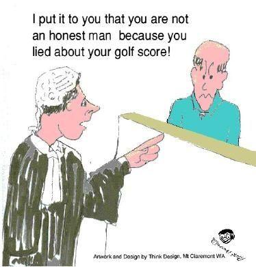 Golf Humour