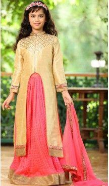 Deep Pink Color Banglory Silk Fabric Readymade Kids Girl Lehenga Choli   FH00031037  ---> Follow us @heenastyle  <---- #kidsgowns #kidswear #gownstyle #allthingsbridal #bridalsuits #ethnicfashion #celebrity #bollywooddesigns #bollywoodsuits #partywear #collection #wedding #womenswear #kuwait #luxerydress #princess #kidsdesigner #robedeprincesse #anniversaireenfant #vestitibambini #Turkey #istanbul #couturekidsclothes #kidstrends #heenastyle