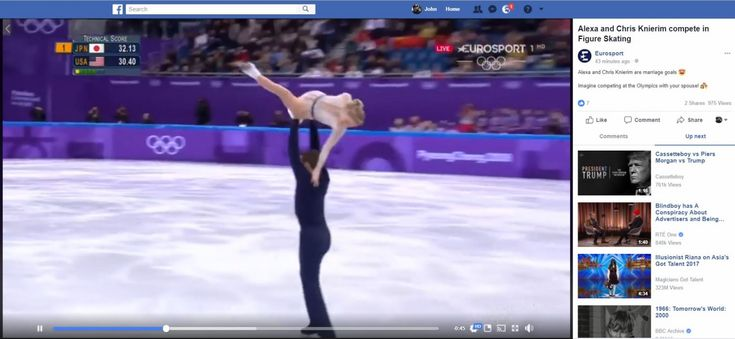 Eurosport Taps Facebook For Digital Winter Olympics Coverage In Europe