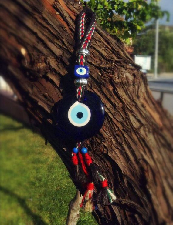 Evil Eye wall hanging!