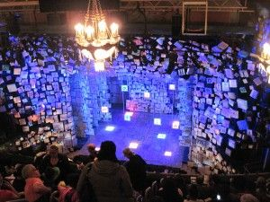 Review: Matilda on Broadway - loved the set. This is from the opening