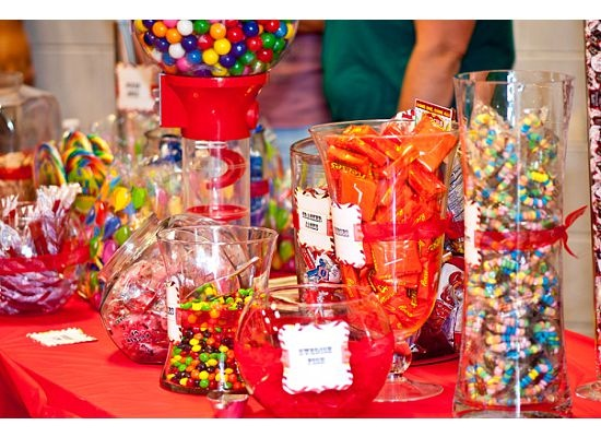 circus birthday candy buffet caleb would love this partay rh pinterest com  circus candy table ideas