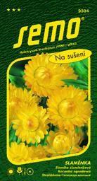květiny slaměnky