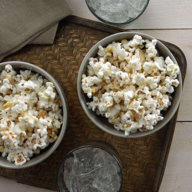 Nooch and Caramel Popcorn | Healthy Recipes