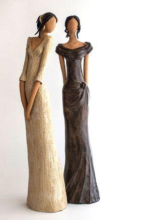 La mujer flamenca de CeramiCats | El blog de las cosas únicas