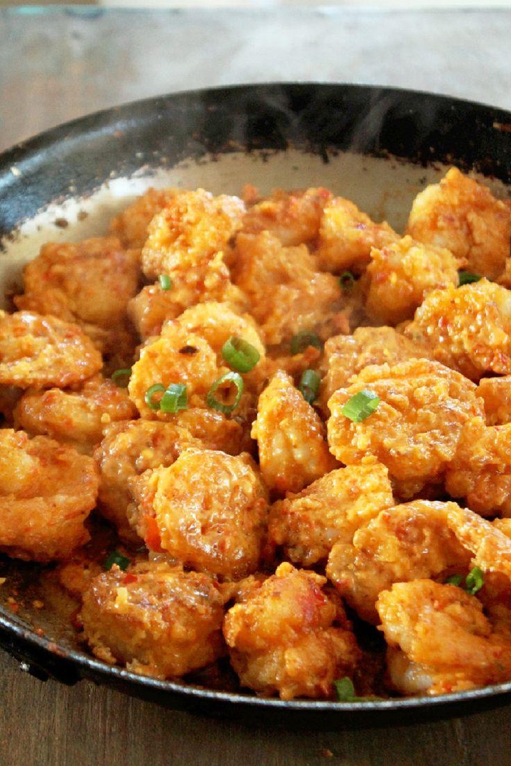 Copycat Bang Bang Shrimp FoodBlogs.com