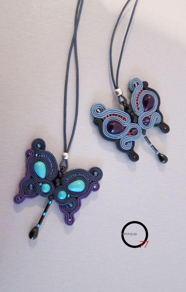 Quello che il bruco chiama fine del mondo, il resto del mondo chiama farfalla. (Lao Tse). Design Giada Zampar -Opificio77-