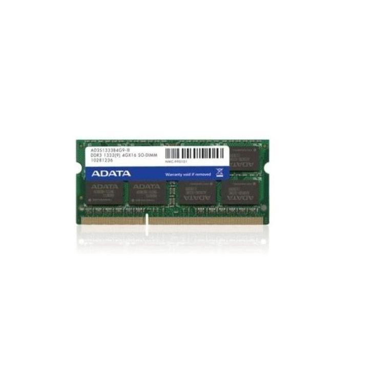 4GB DDR3 1333MHz SO-DIMM 204pin Non-ECC Memory E581416