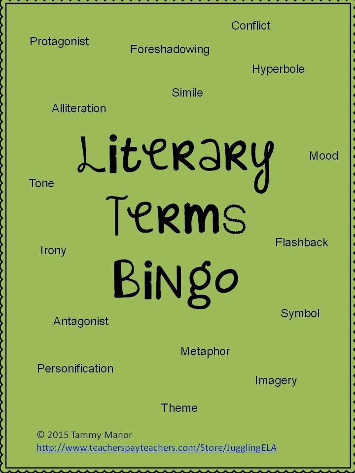 literary terms and definitions autos post