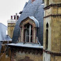 """Used in """"Murder on the Links"""" (1996): Maison Mauresque, Trouville-sur-Mer, France"""