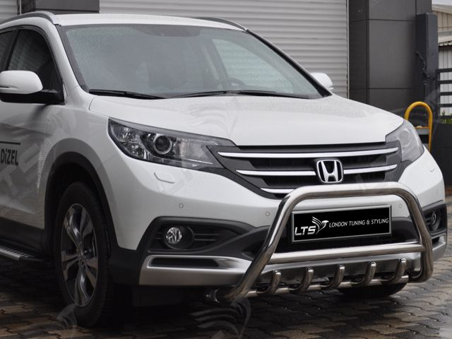 LTS Auto Honda Bull Bars