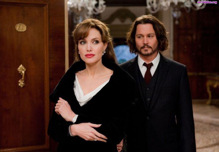Turysta, Johnny Depp, Angelina Jolie, Film