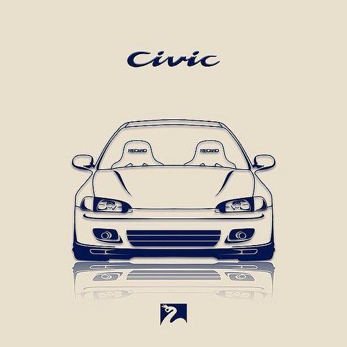 Cool Honda 2017: honda civic eg Civiclicious Check more at http://carsboard.pro/2017/2017/01/07/honda-2017-honda-civic-eg-civiclicious/