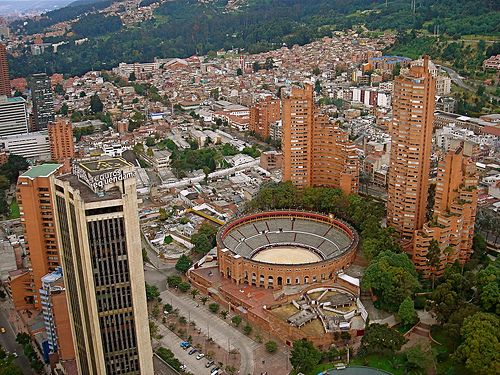 "Bogotá - ""Barrio La Macarena"""