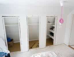 Afbeeldingsresultaat voor bygga garderob snedtak