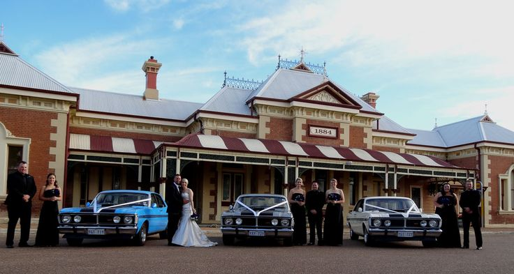 """True Blue Weddings Cars 