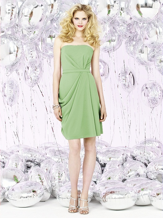 33 best Bridesmaids images on Pinterest   Short wedding gowns ...