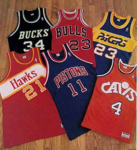 vintage NBA SHIRTS....amazing!!!