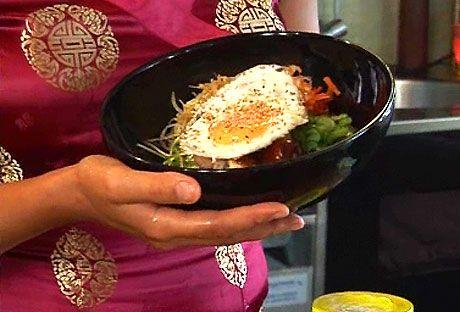 Kyckling Bi Bim Bap | Recept.nu
