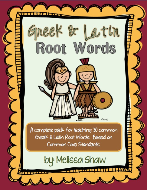 Httpwww Overlordsofchaos Comhtmlorigin Of The Word Jew Html: Greek & Latin Root Words Complete Pack! Includes Pre/Post