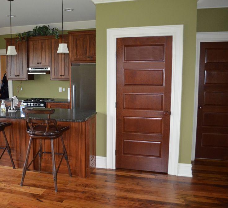 Panel Wood Interior Doors