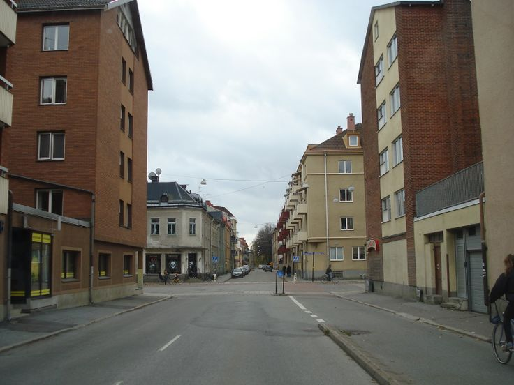 Skolgatan Örebro