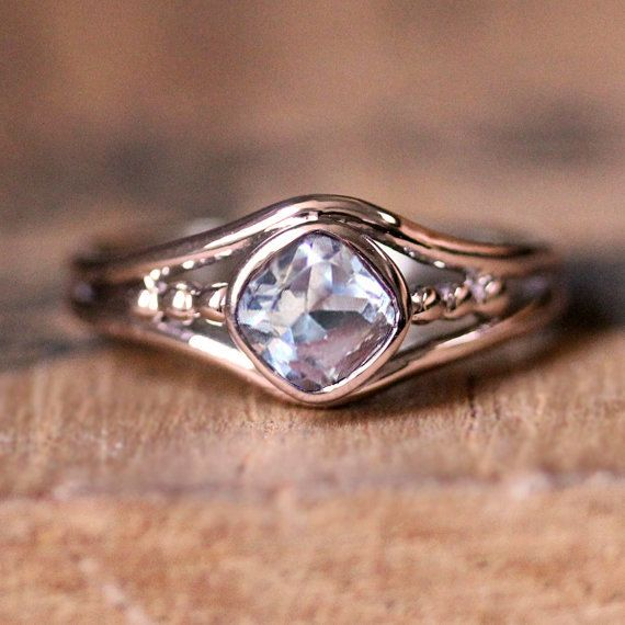 17 Best ideas about Non Diamond Engagement Rings on Pinterest