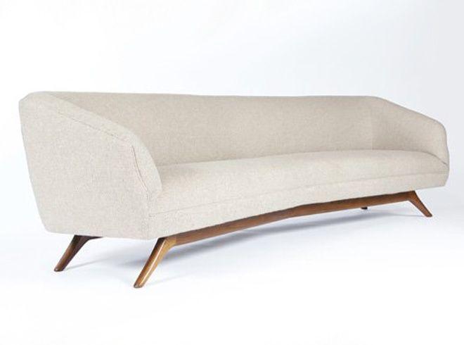 Fifth Avenue Sofa   Straight