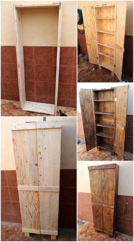 60 Superb Wood Pallet Carpentry Ideas
