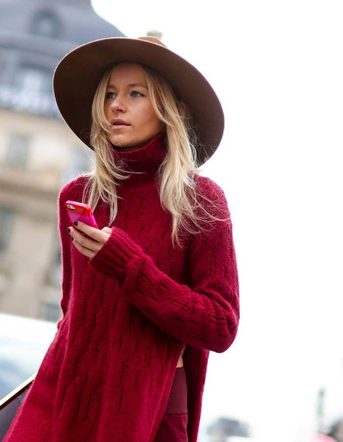 Coloration hiver : le blond, la nouvelle coloration hiver qui séduit les filles branchées - Elle