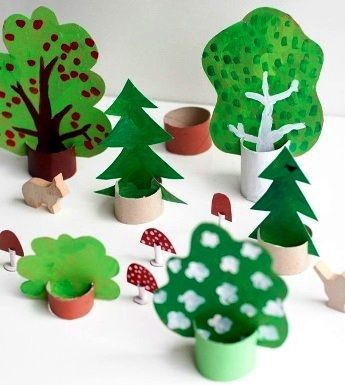 Orman Haftası Etkinlikleri | OkulÖncesi Sanat ve Fen Etkinlikleri Paylaşım Sitesi