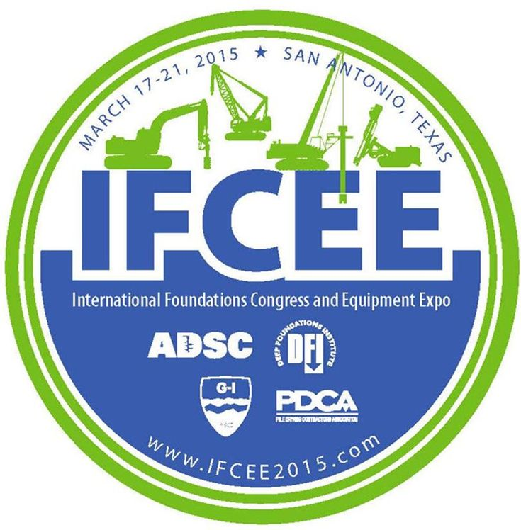 IFCEE 2015–THE Deep Foundations Event of 2015 | Deep Foundations Committee of the Geo-Institute of ASCE