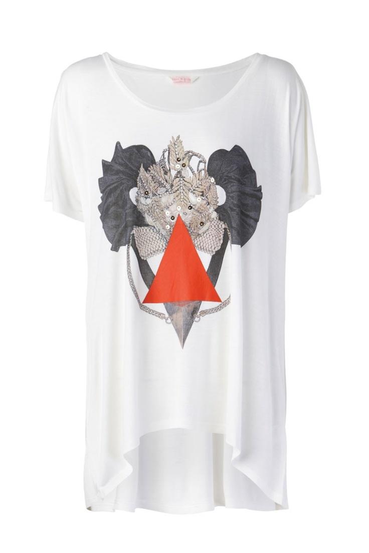 Sass & Bide Not Forgotten T-Shirt