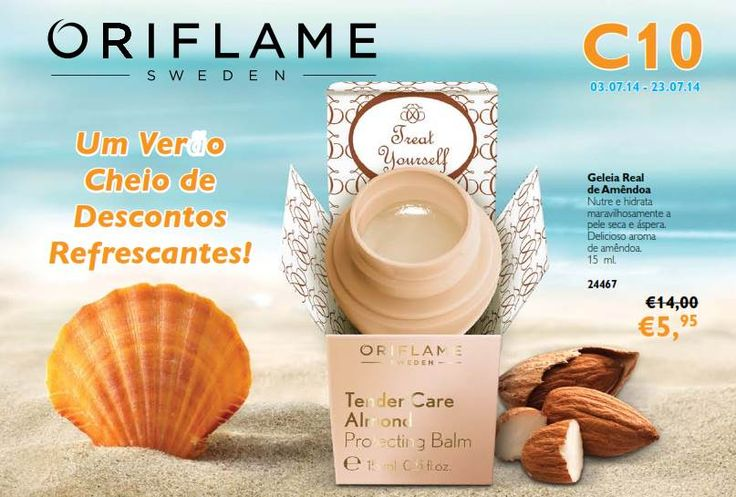 Flyer do Catálogo Oriflame 10 2014