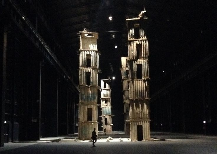 Hangar Bicocca-I Sette Palazzi Celesti (Milano)