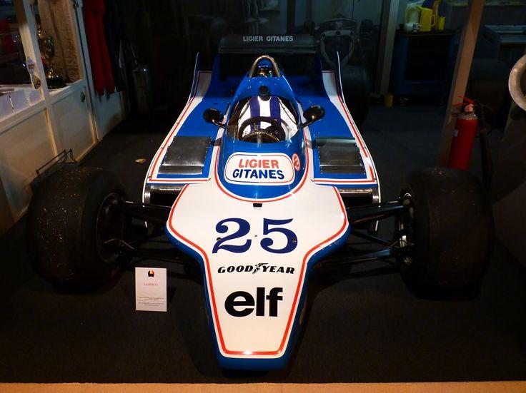 Ligier F1 de Jacky Ickx