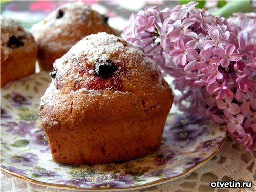 Как испечь кексы, торты дома
