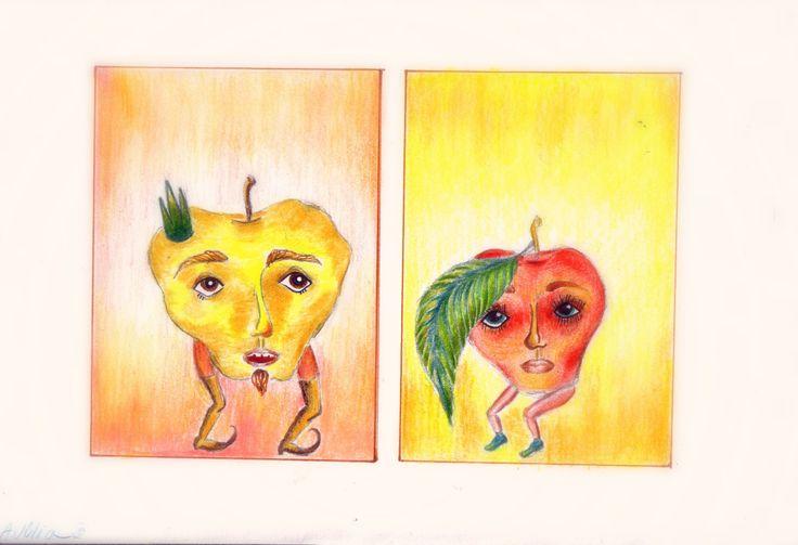 """""""Az almafák nem tudnak.. emiatt vannak az almák!"""""""
