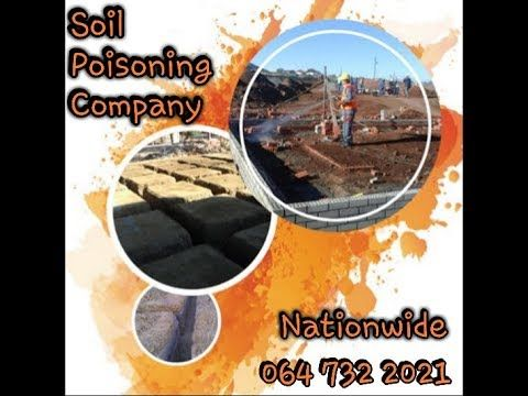 Soil Poisoning - 064 732 2021 - Countrywide