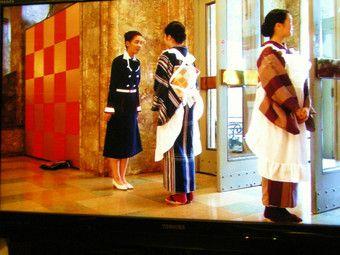カーネーション@NHK朝ドラ