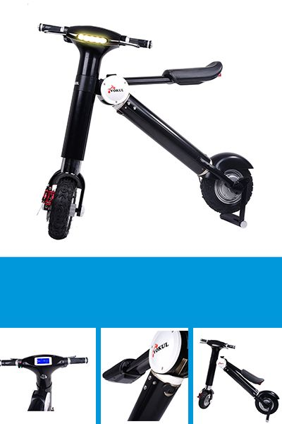 vokul cruise scooter, K1-03. 350W electric folding scooter. www.vokulscooter.com