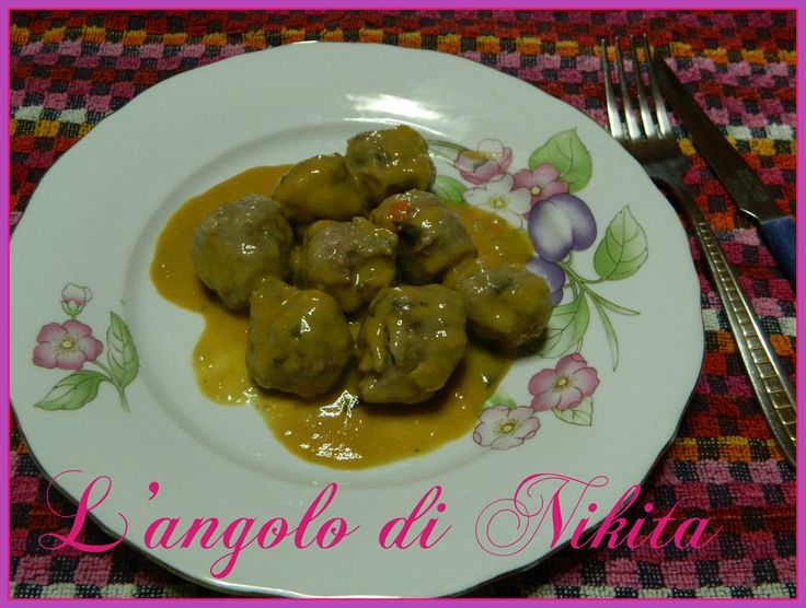 polpette+in+umido