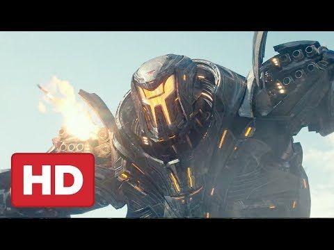 Pacific Rim: Uprising (2018) - Jaeger vs. Jaeger Clip - YouTube