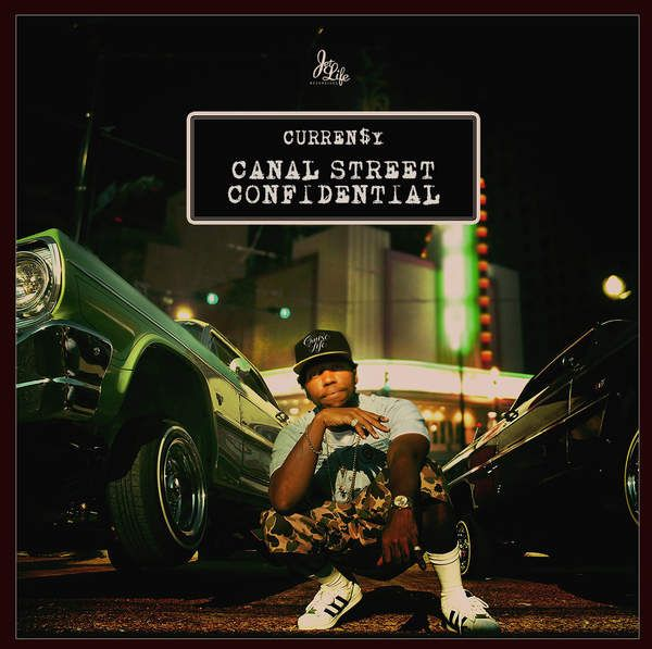"""Curren$y will be releasing his new album Canal Street Confidential on December 4th. He drops off his collab with Ty Dolla $ign titled """"Superstar"""". Listen to the music on page 2."""