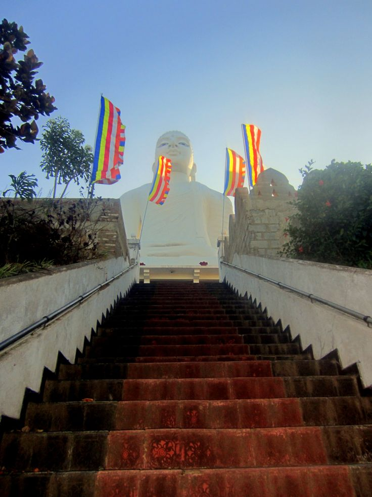 Bahirawakanda Buddha statue