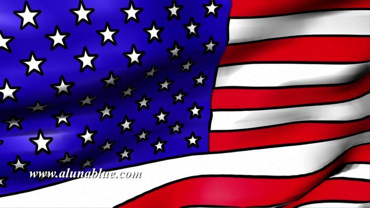 American Flag Stock Video - Old Glory 0104 HD, 4K https://www.youtube.com/watch?v=8taeG4Pe_zU&utm_content=buffer3700c&utm_medium=social&utm_source=pinterest.com&utm_campaign=buffer