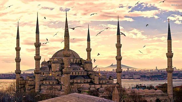 Sultan Ahmet Camii - İstanbul