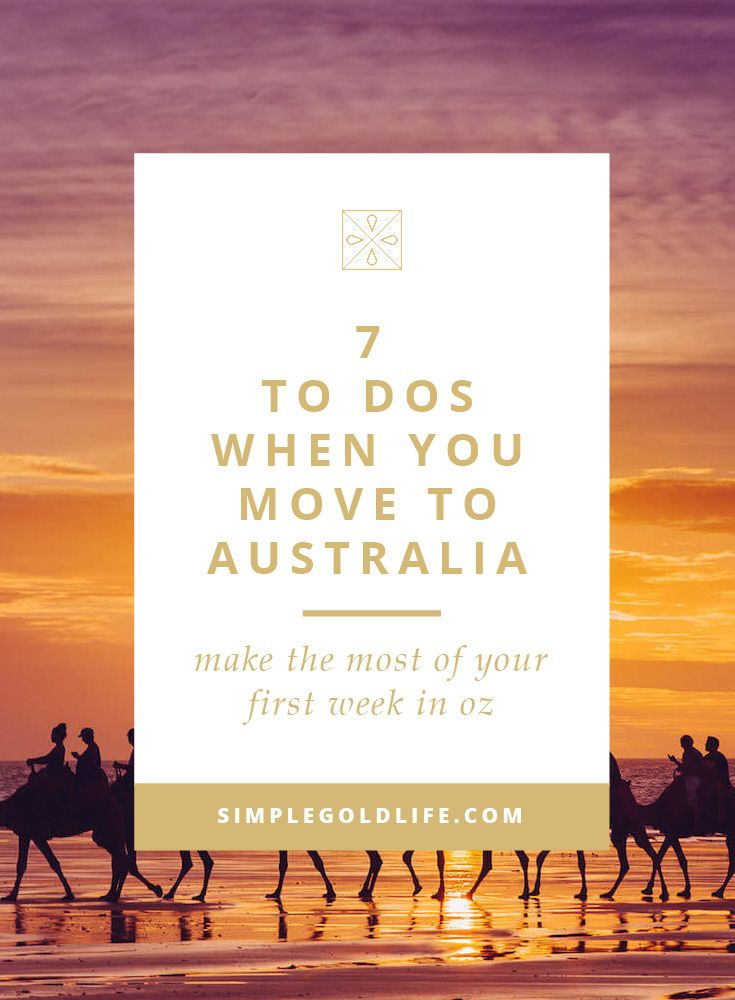 sample invitation letter for visitor visto australia%0A Seven Things You Must Do When You Move To Australia